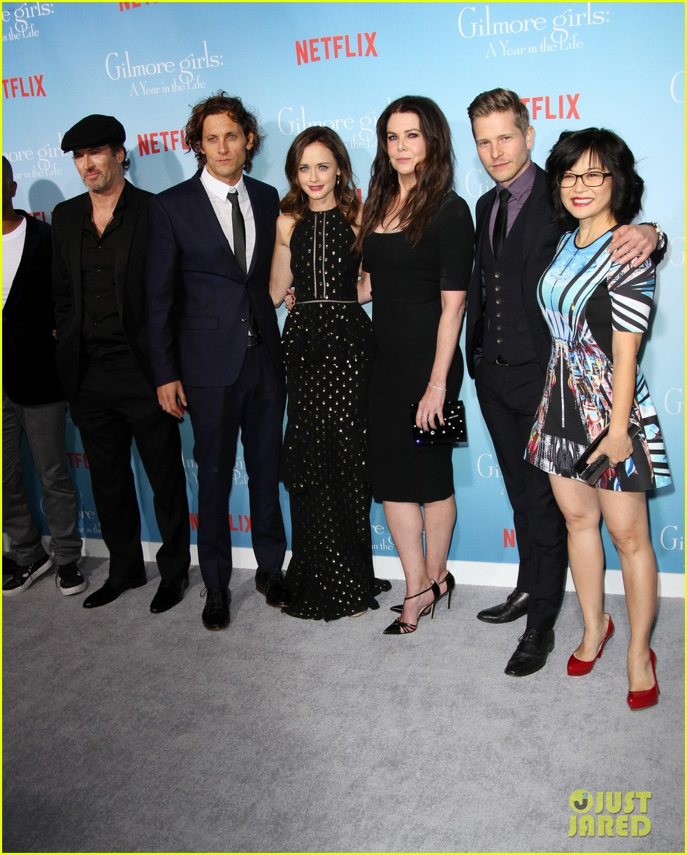 gilmore girls los angeles premiere 053811771