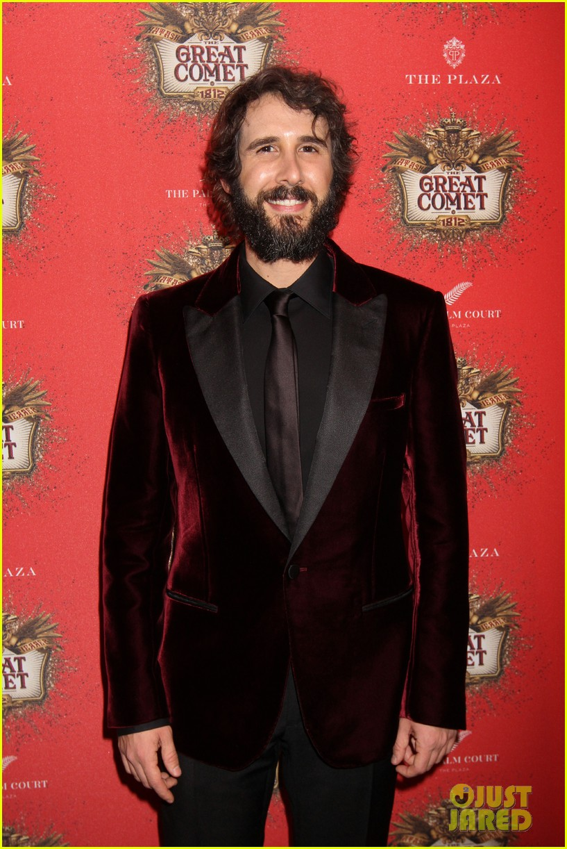 josh groban celebrates opening night of natasha pierre 043811290