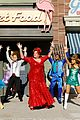 hairspray live thanksgiving parade performance 02