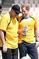 prince harry wins big on cricket field 21
