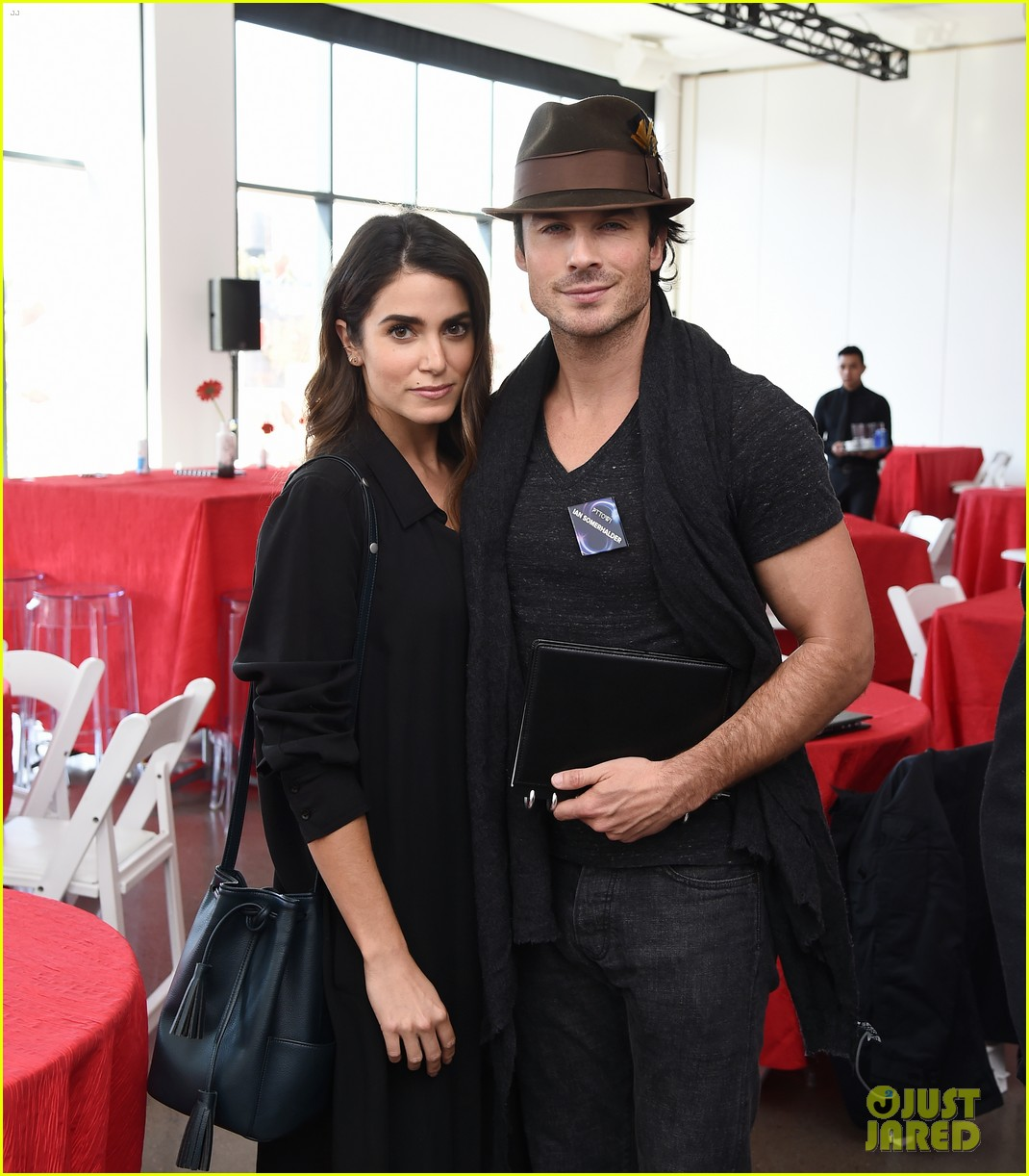 ian somerhalder nikki reed couple up at pttow sessions 133799517
