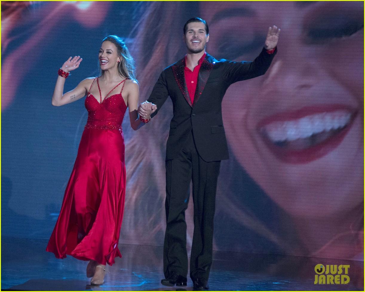 jana kramer jr dancing with the stars finale 013813564