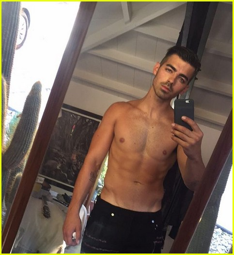 Joe Jonas On S&M: It's Fun To Bring 'Whips & Leather' Into