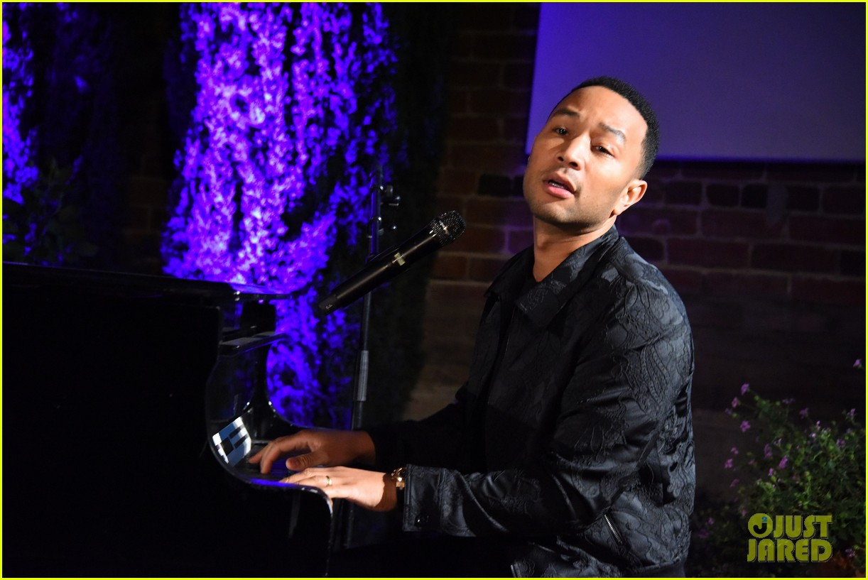 John Legend Teams Up With Chance The Rapper On Penthouse Floor