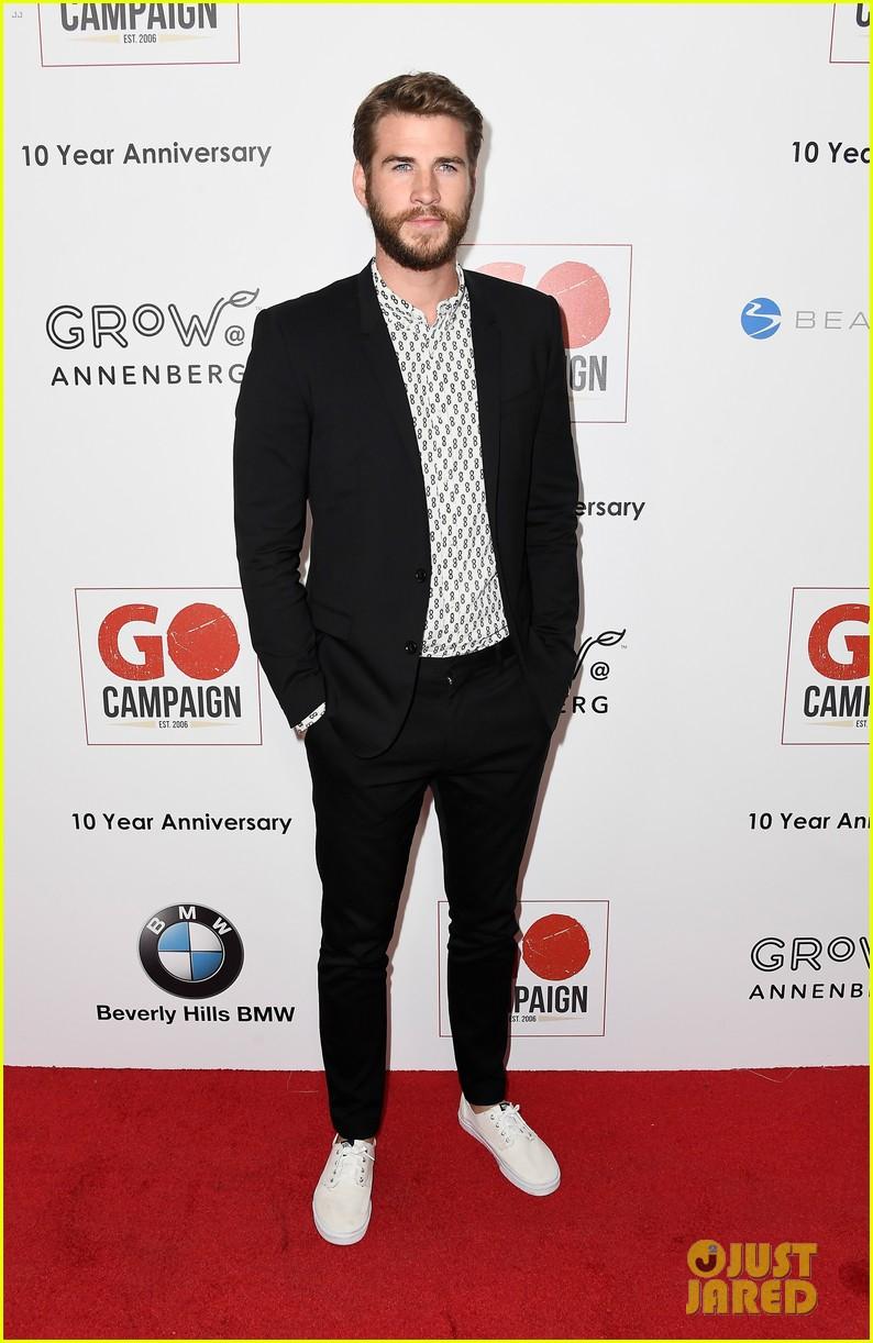 ewan mcgregor rob pattinson and liam hemsworth suit up for go campaign gala 243803051