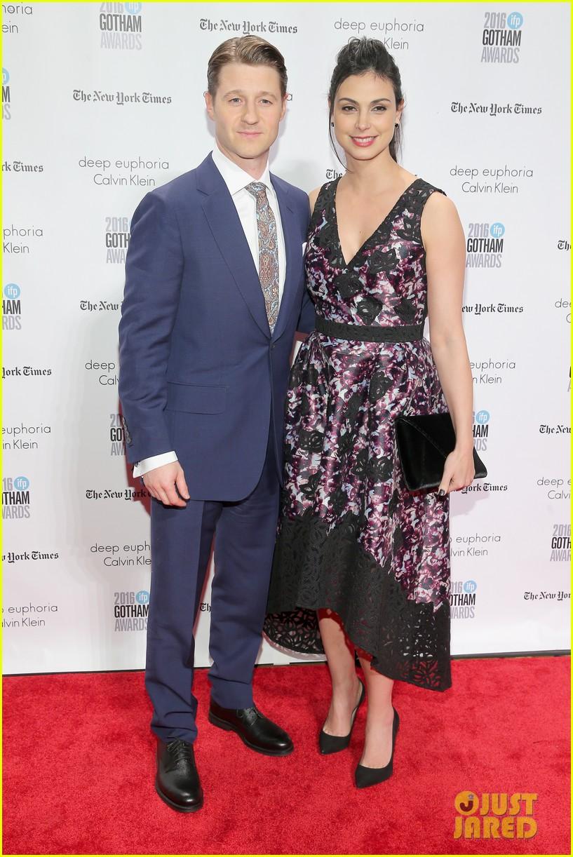 Ben McKenzie & Morena Baccarin Have Date Night at Gotham ...