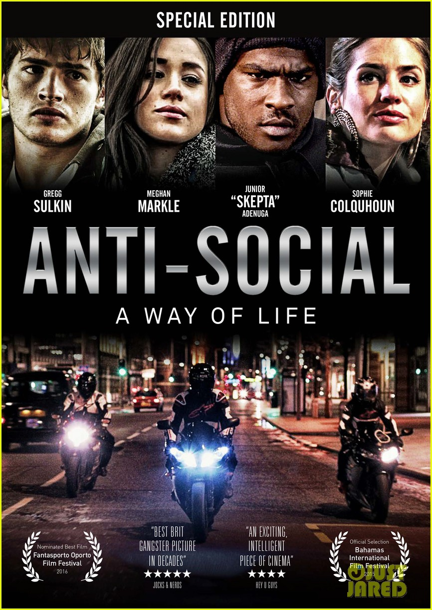 meghan markle gregg sulkin debut anti social trailer 033817502