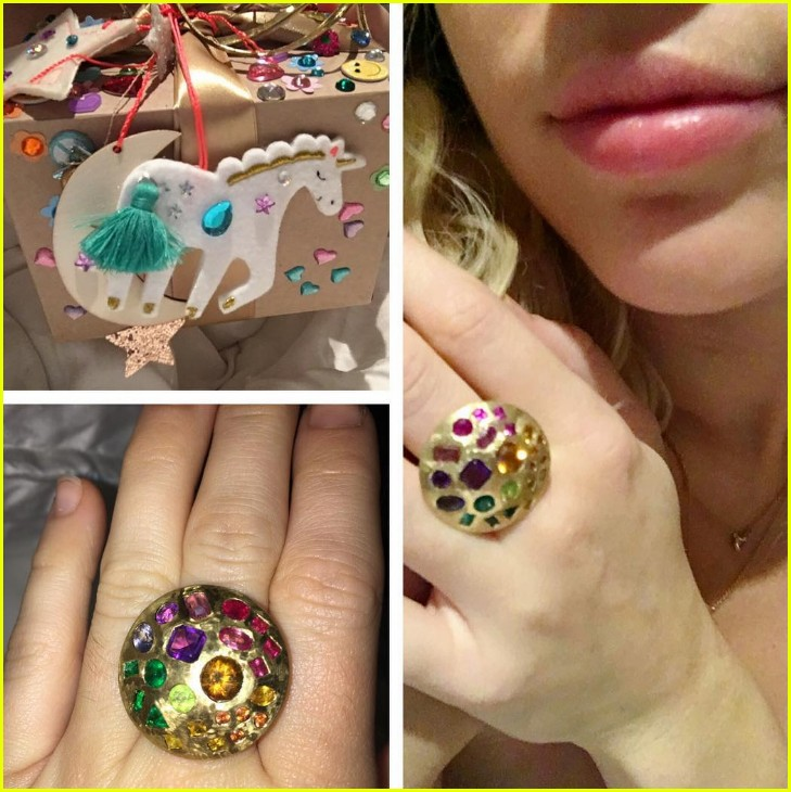 Miley Cyrus Gets Showered In Birthday Gifts From Liam Hemsworth