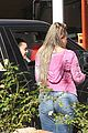 miley cyrus liam hemsworth vote from their car 08