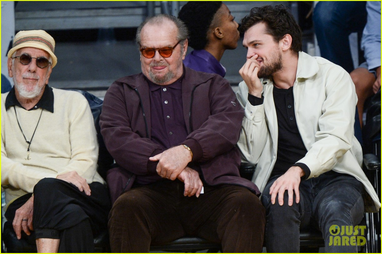 Jack Nicholson His Son Ray Share A Laugh At Lakers Game Photo 3815700 Jack Nicholson Ray Nicholson Pictures Just Jared At garden villa, in bedford, in. just jared
