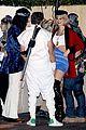 behati prinsloo dresses as pretty woman for halloween adam levine 07