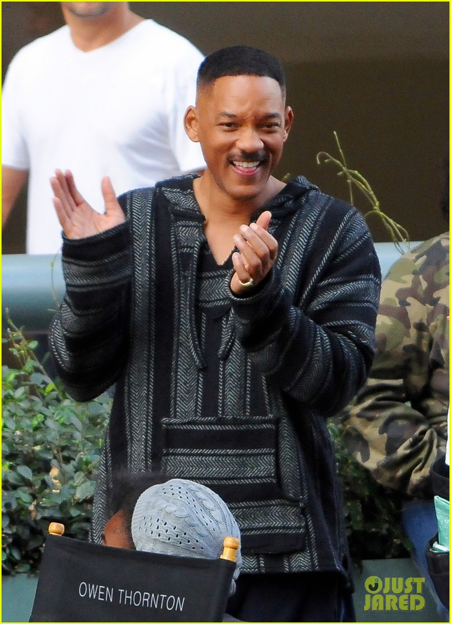 will smith brings lots of laughs to bright set 053807301