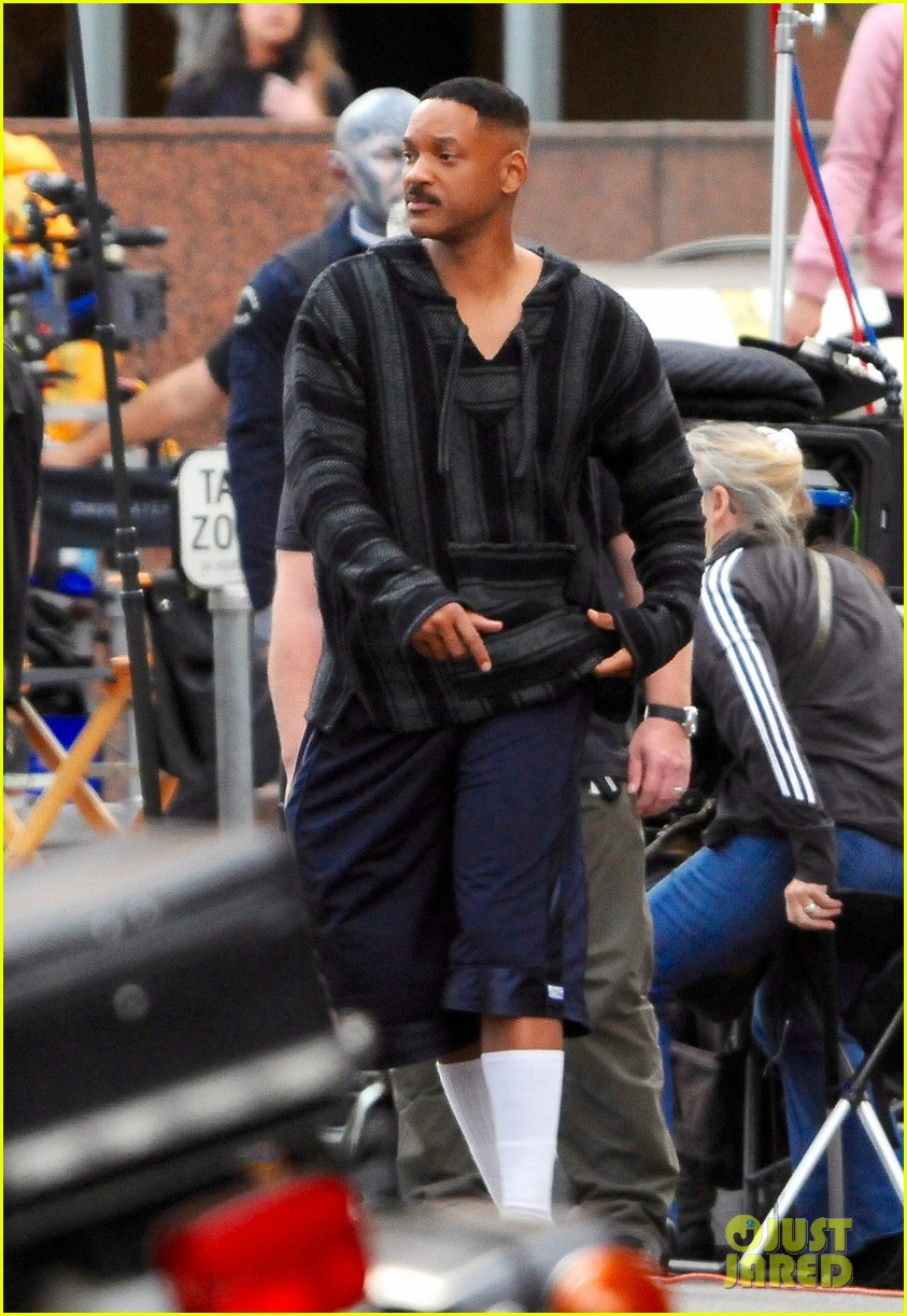 will smith brings lots of laughs to bright set 113807307