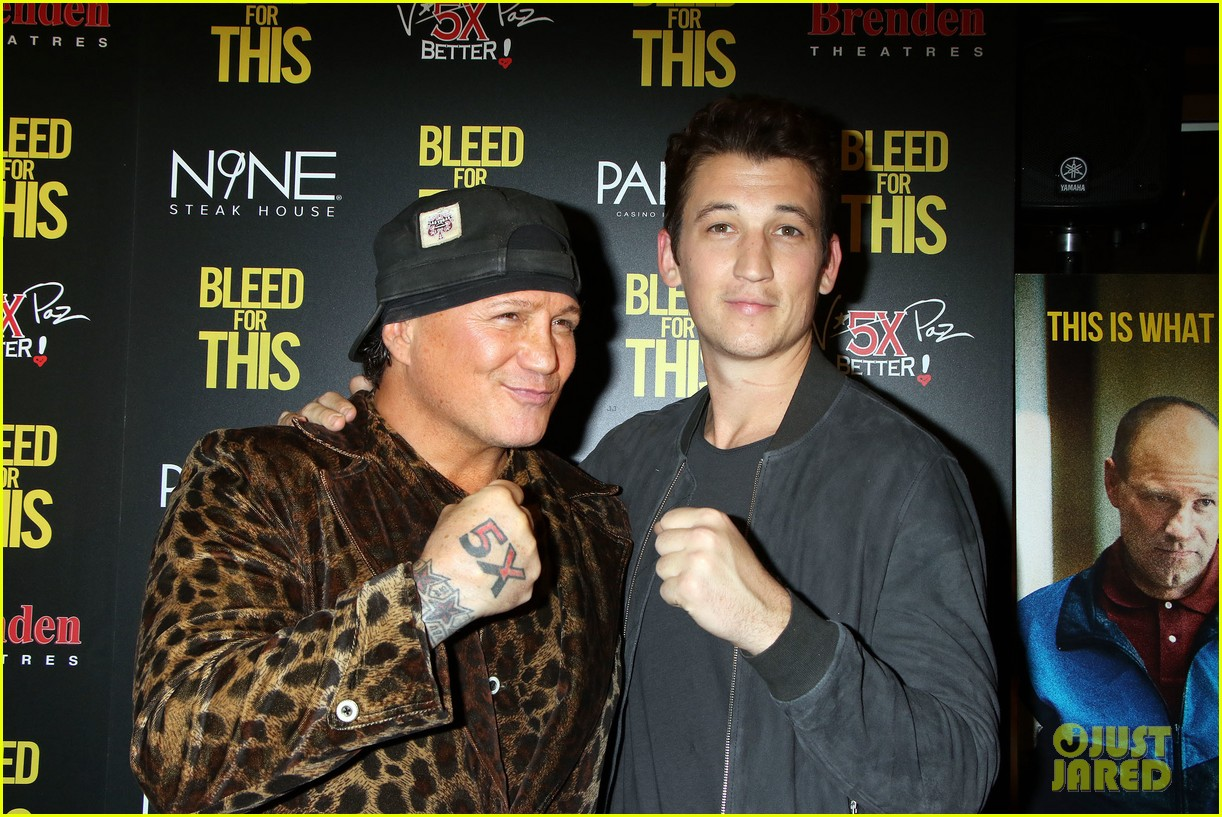 video miles teller gets ready for the ring in bleed for this clip watch 093811520