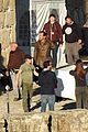 nikolaj coster waldau and jerome flynn continue game of thrones filming in spain 13