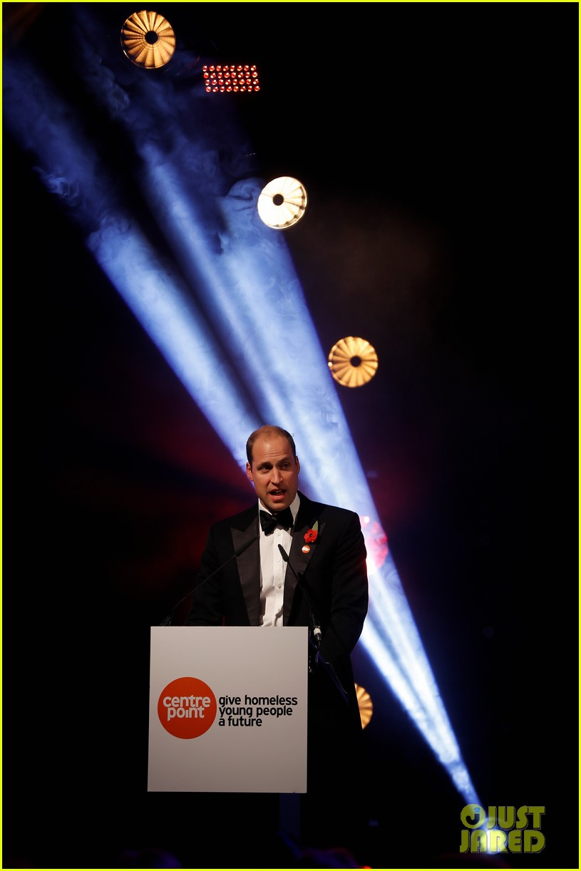prince william hostscentrepoint charity event for homess you at kensington palace 013806106