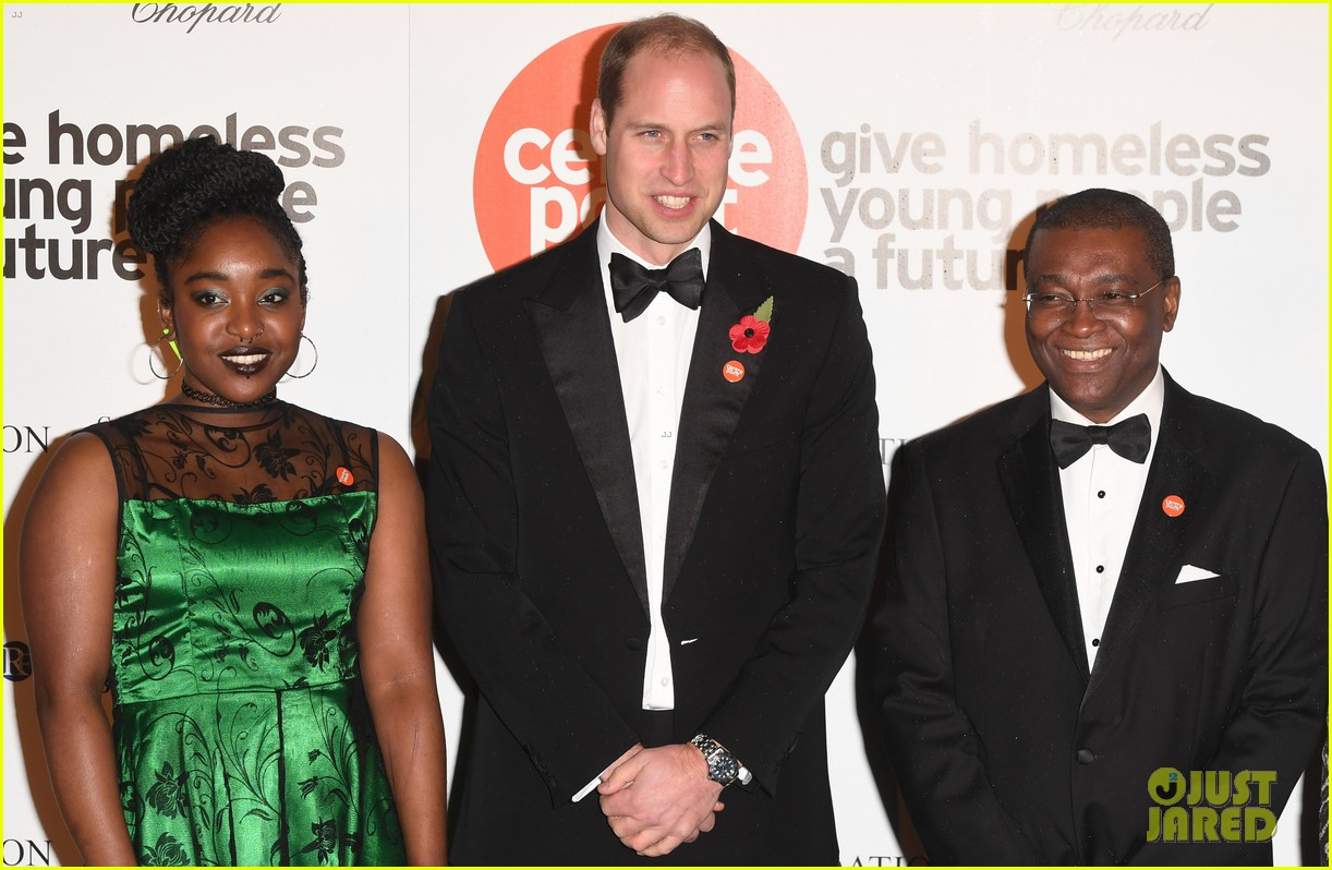 prince william hostscentrepoint charity event for homess you at kensington palace 043806109