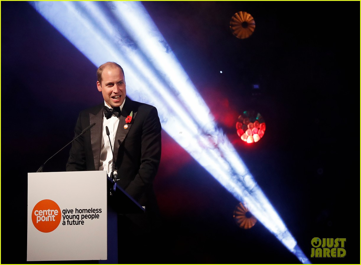 prince william hostscentrepoint charity event for homess you at kensington palace 073806112