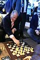 woody harrelson gets in some practice at world chess championship 05