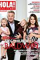 alec hilaria baldwin put their kids on display on hola usa 02
