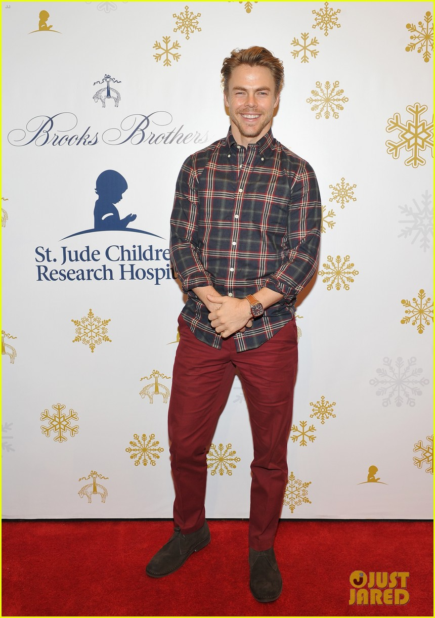 camilla belle jaime king buddy up at brooks brothers holiday event 043820888