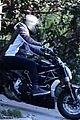 bradley cooper motorcycle ride pacific palisades 04