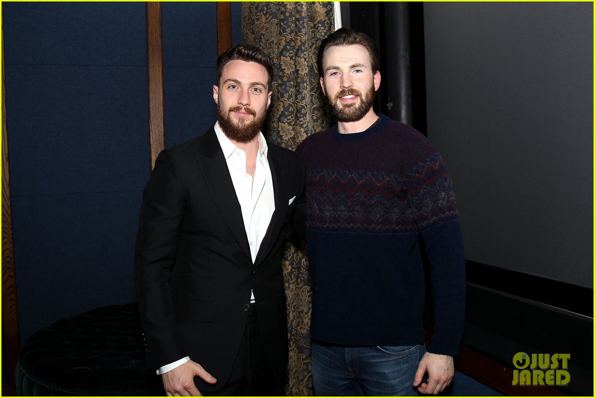 chris evans nocturnal animals nyc 013820740