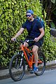 bradley cooper goes on bike ride for his daily workout 17