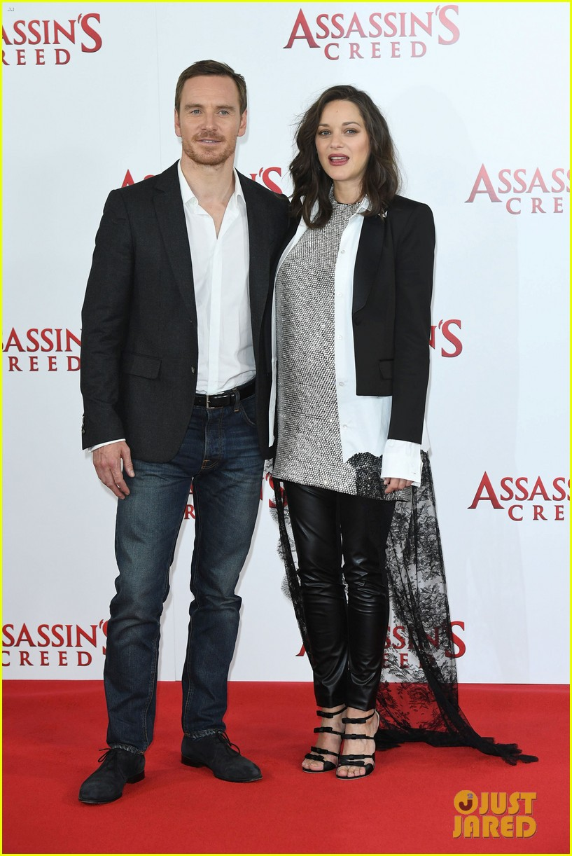 michael fassbender marion cotillard on their relationship we are brother sister 093823843