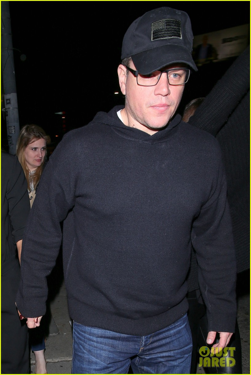 dating matt damon While they were dating, matt damon and winona ryder spent a casual afternoon  together in beverly hills in april 1998.