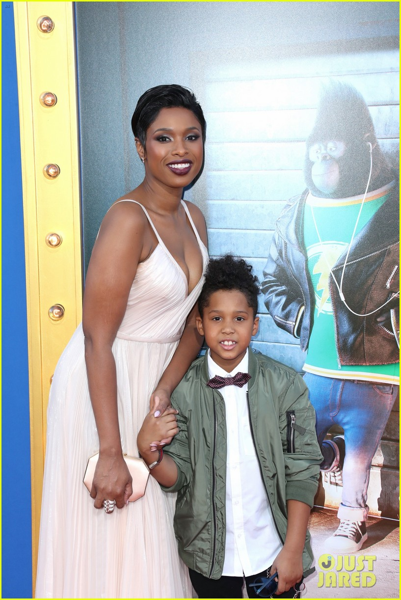 Kelly Rowland And Son 2016