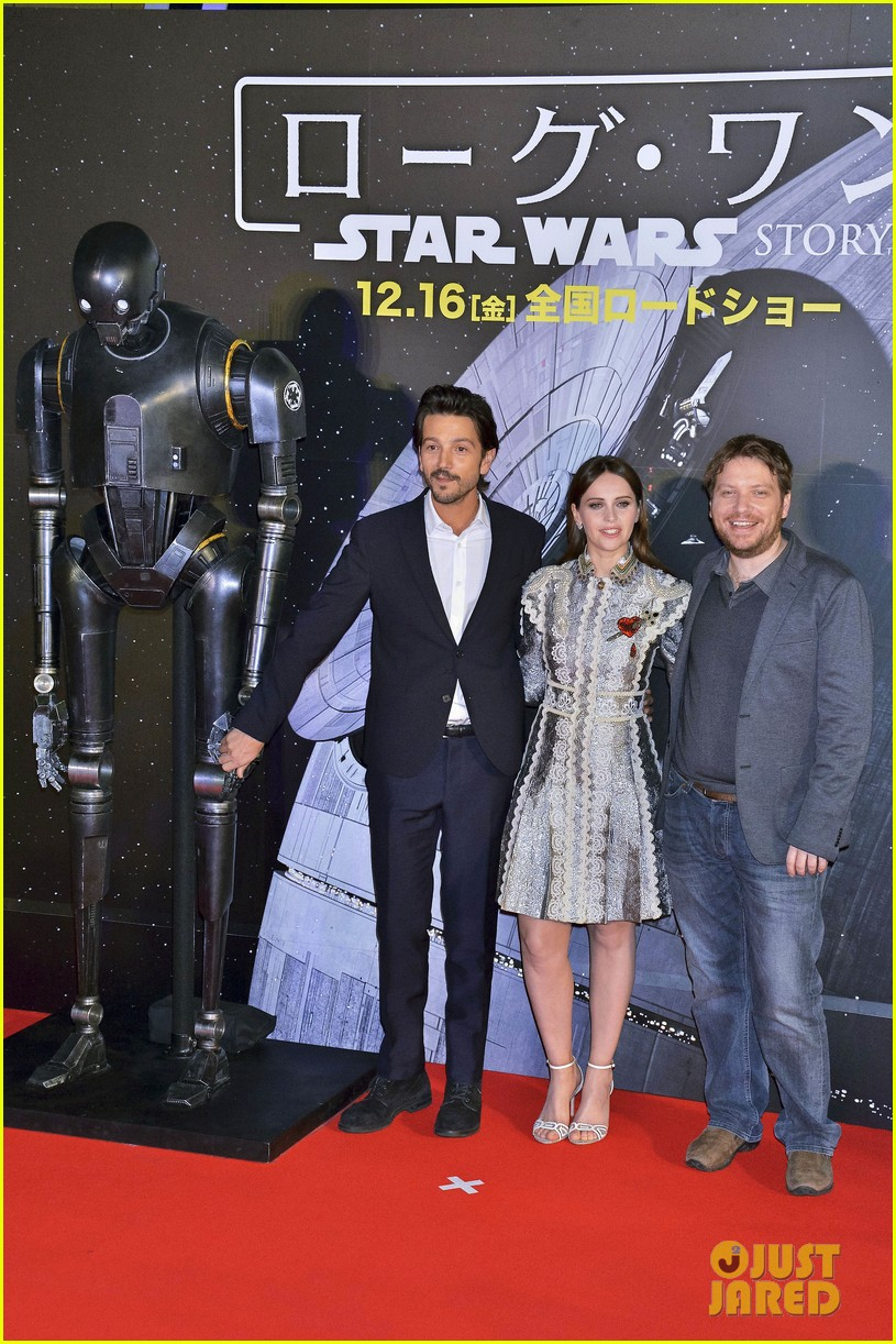 felicity jones does not want her rogue one character to be objectified 023824508