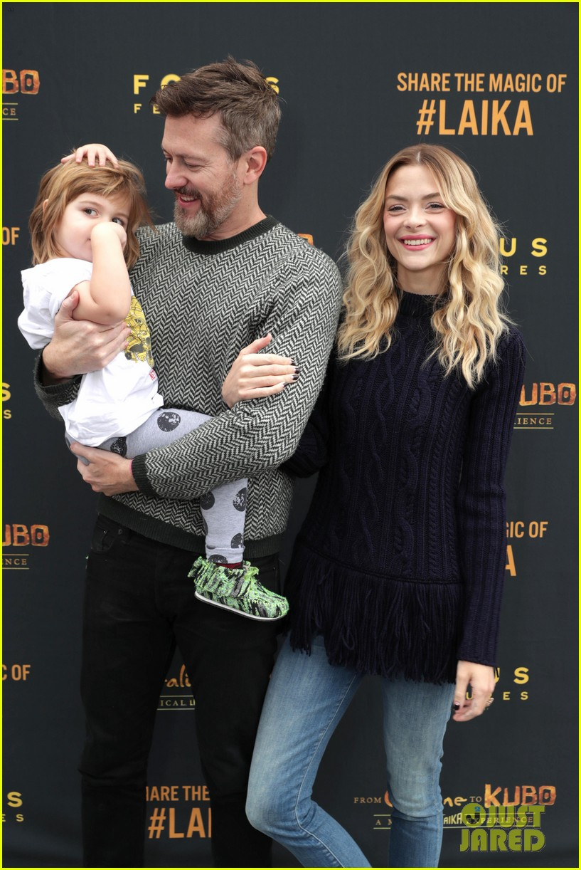 jaime king makes it a family affair at magical laika experience 103832199