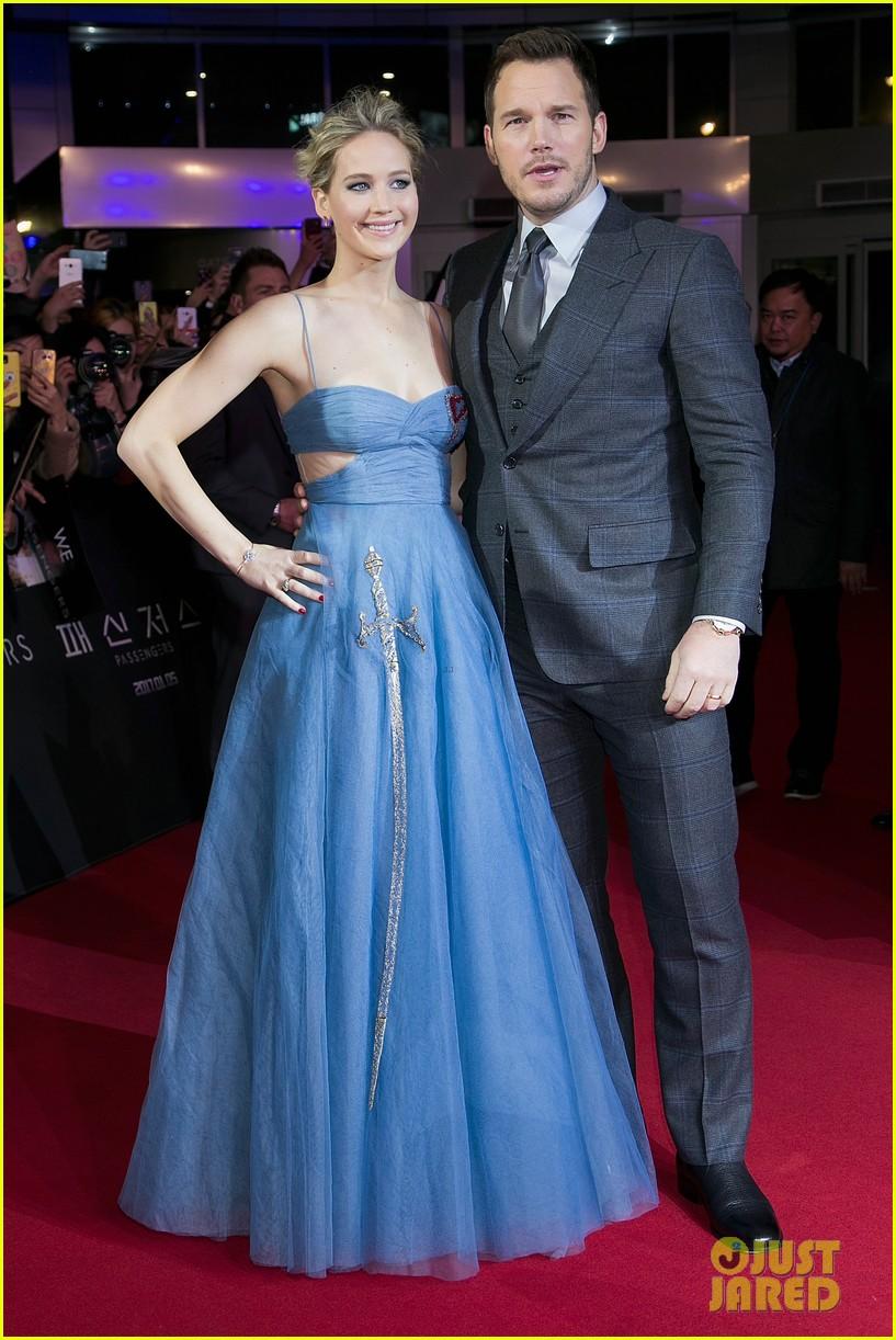 Video Jennifer Lawrence Amp Chris Pratt Answer The Internet
