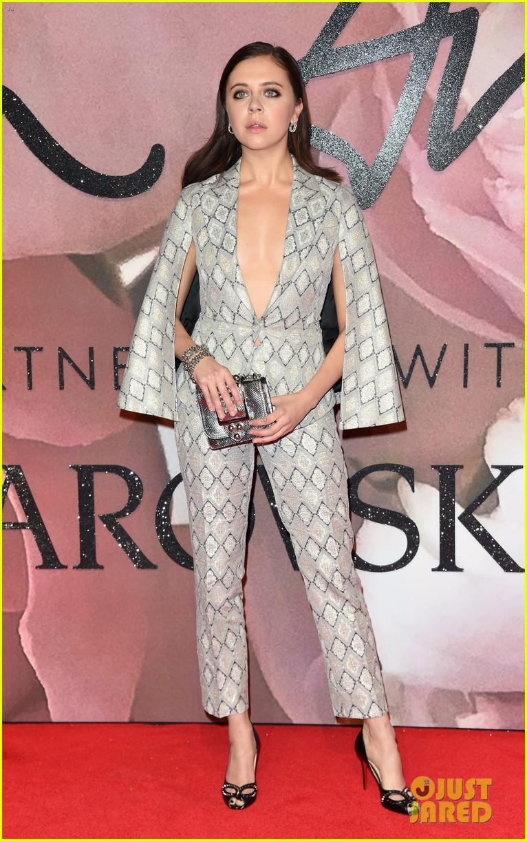 jared leto salma hayek dress in gucci at fashion awards in london 053821823