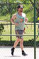 matthew mcconaughey gets in a workout in brazil 23