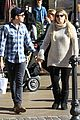 meghan trainor daryl sabara hold hands shopping 05