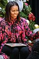 michelle obama and ryan seacrest read christmas classics at childrens hospital 05