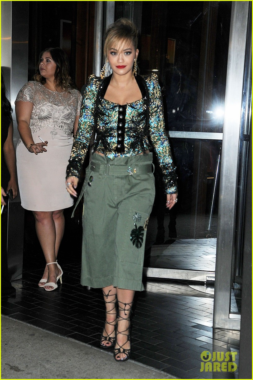 rita ora does she care about singing anymore 013825474