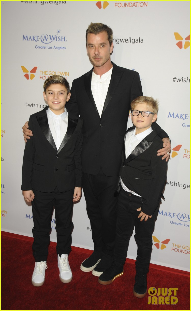 gavin rossdale dedicates make a wish gala performance to his sons my boys i love you 233823761