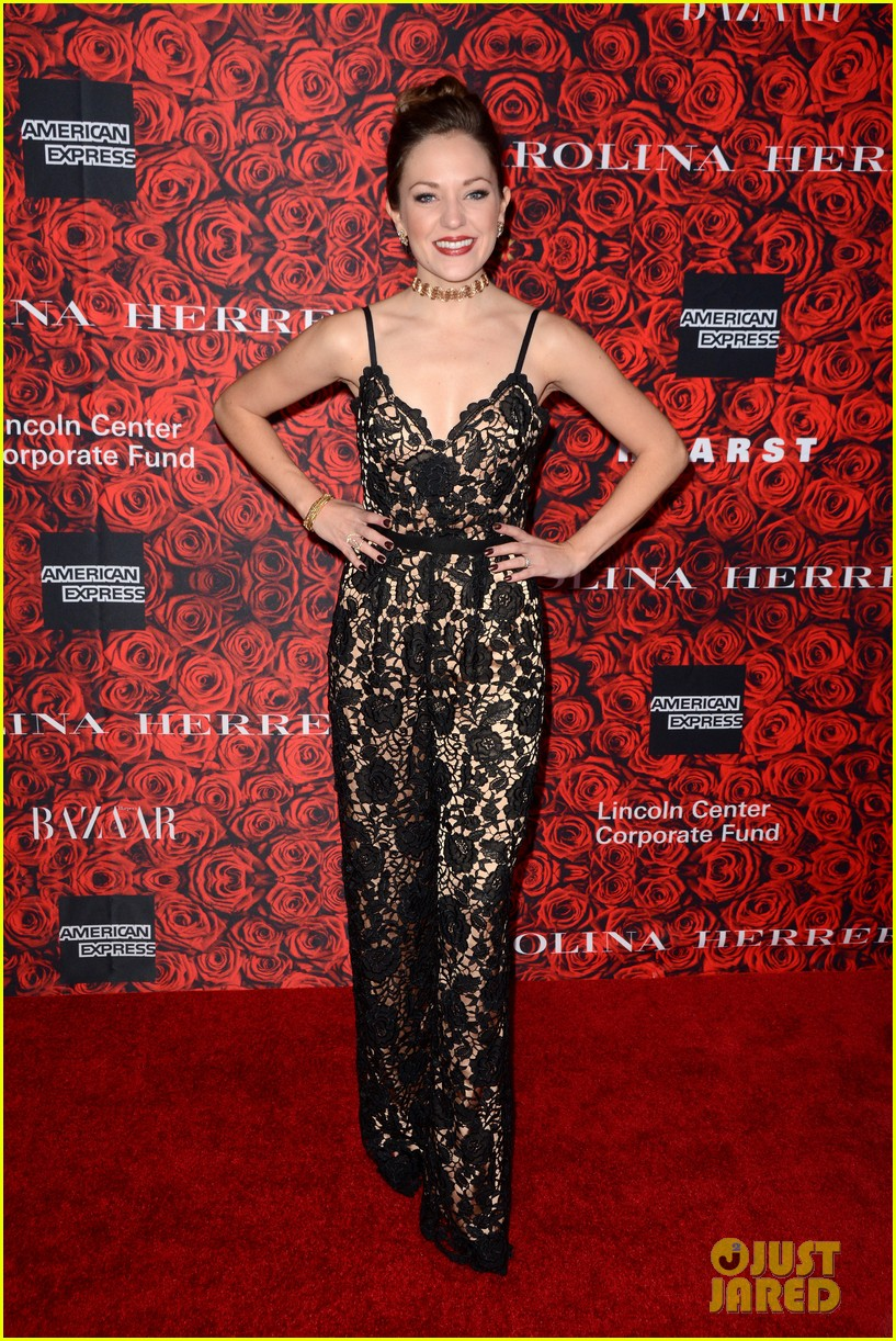 Emmy Rossums Wedding Dress Will Be Made By Carolina Herrera