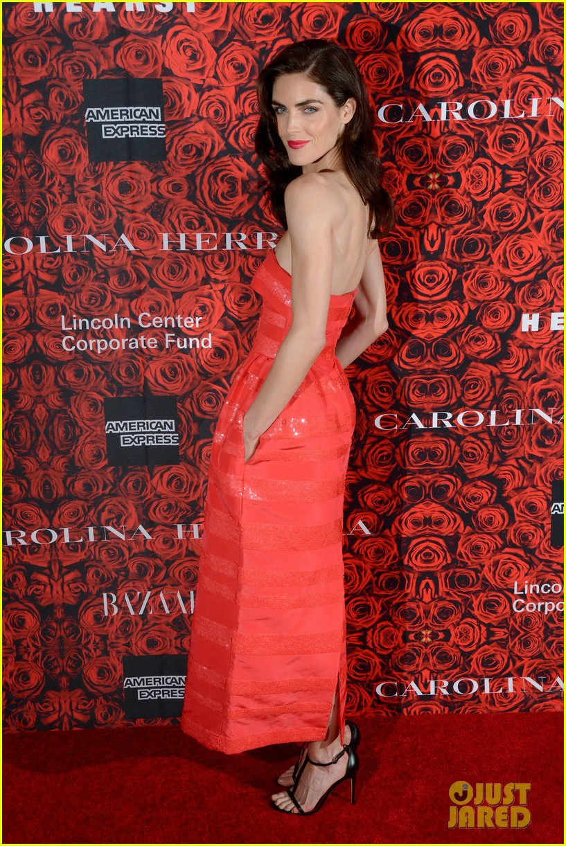stars step out for carolina herrera celebration 213822881
