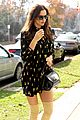 irina shayk pampering on wednesday los angeles 08