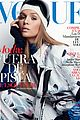 victorias secret angel josephine skriver lands debut vogue cover with vogue espana