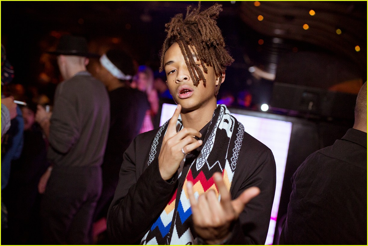 jaden smith and sofia richie attend galore magazines cover party 013824895