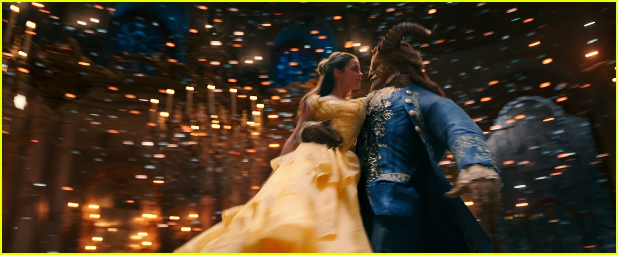Emma Watson Sings From Beauty The Beast In Official Audio