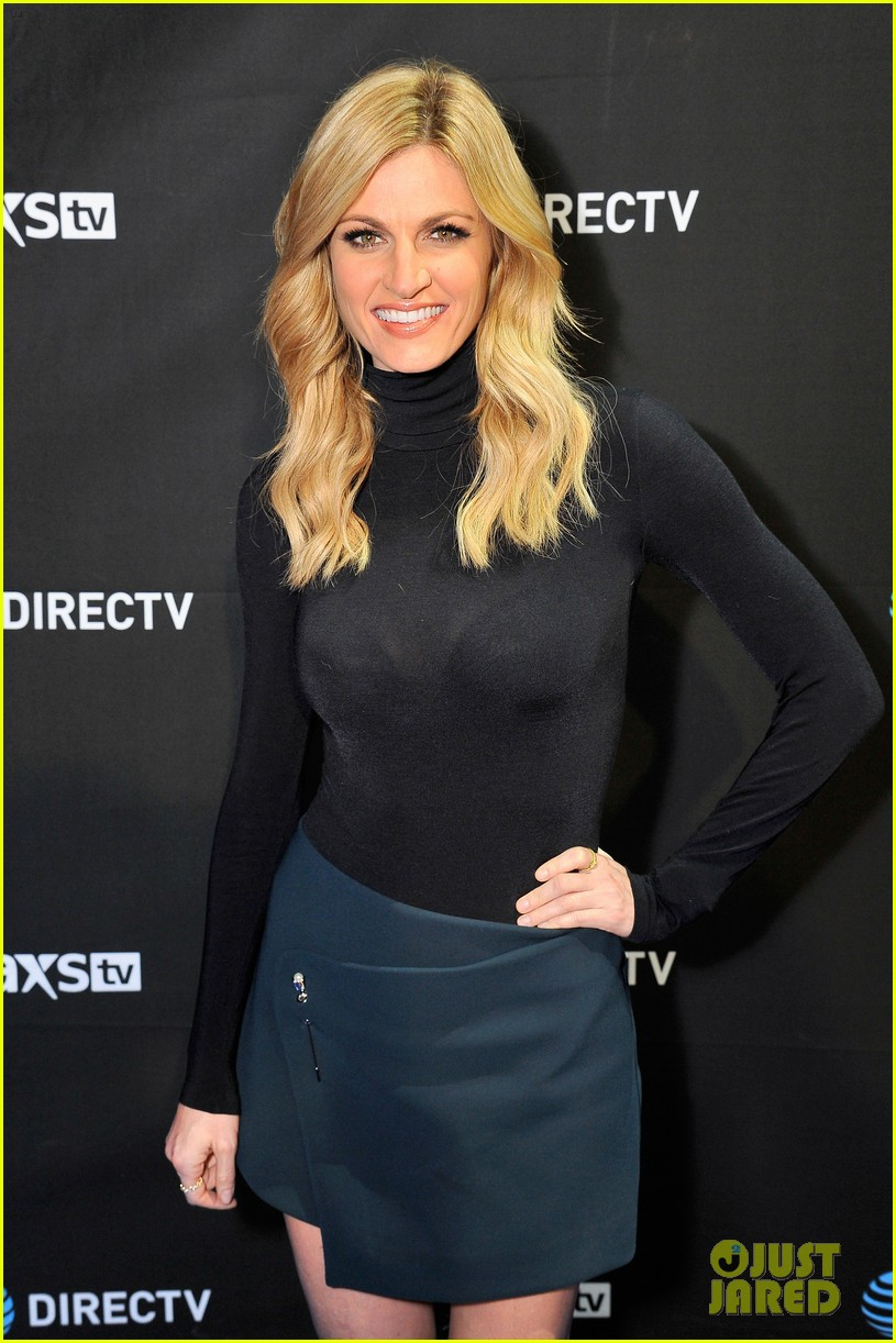 Erin Andrews Reveals She Was Diagnosed With Cervical