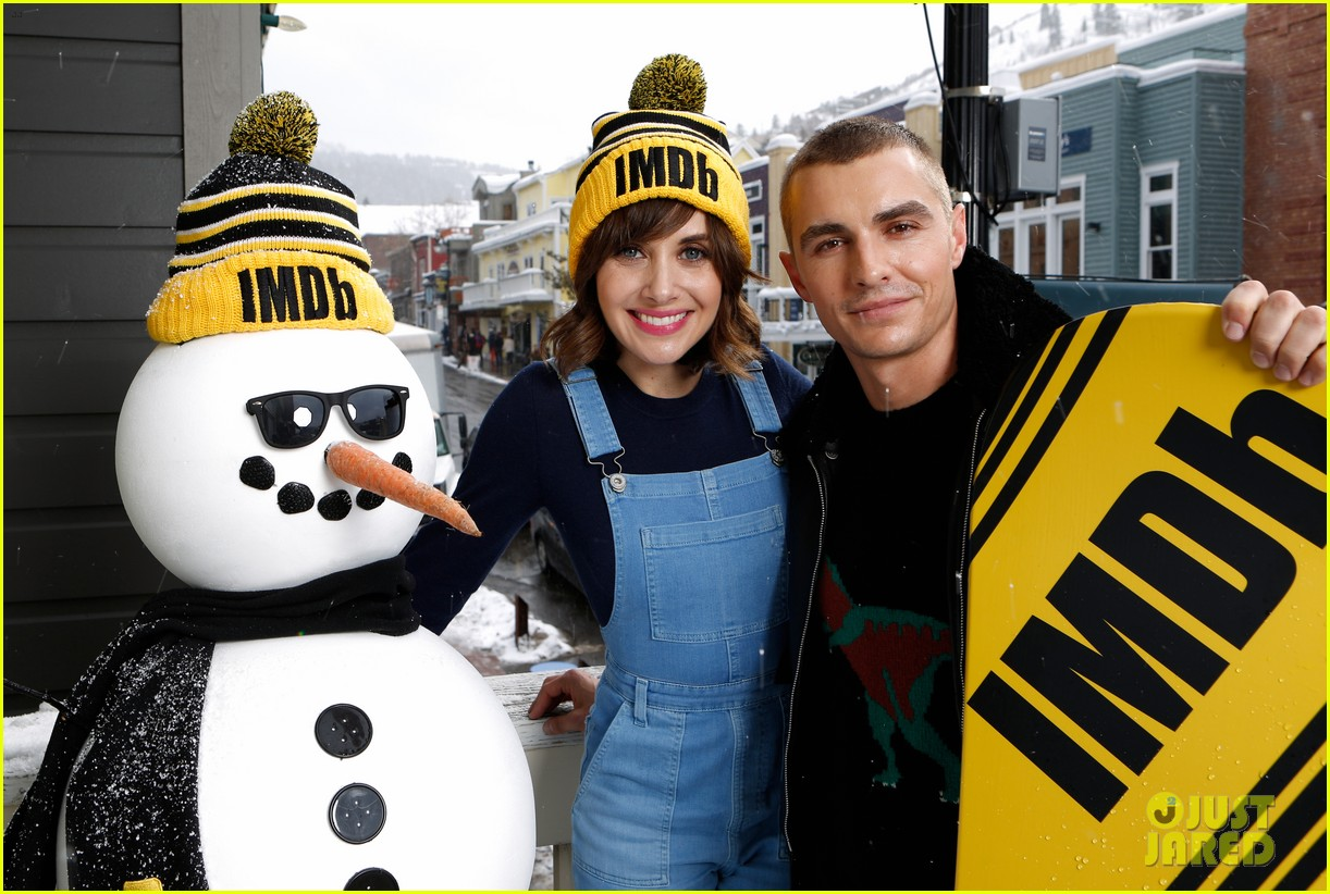dave franco alison brie open up about their wedding 413845540