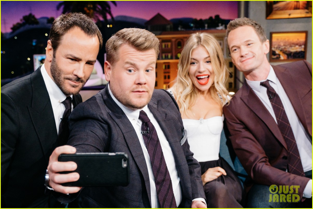 neil patrick harris james corden have epic broadway riff off on the late late show 053840579