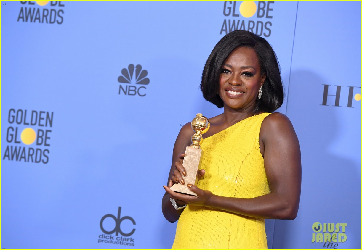 viola davis golden globes donald trump 043839550